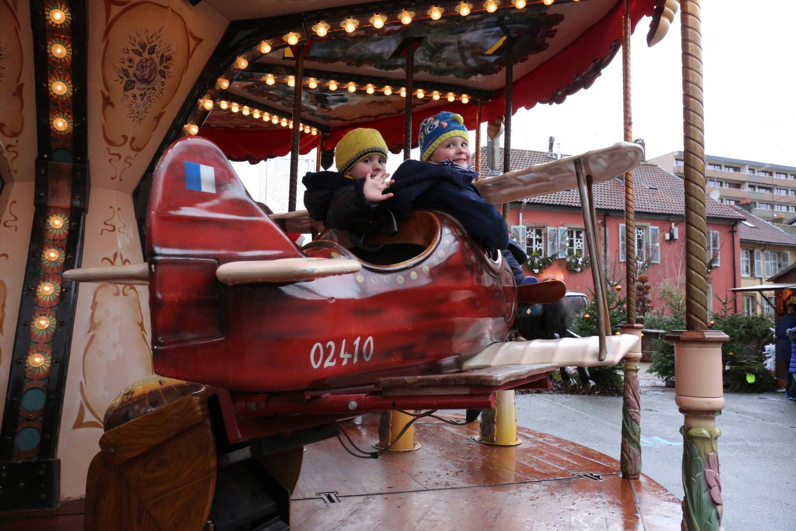 Vintage Merry-go-round插图(24)
