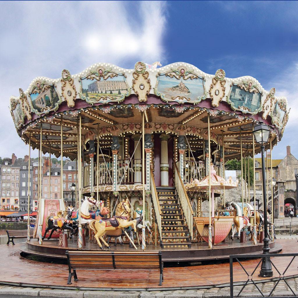 classical-merry-go-round