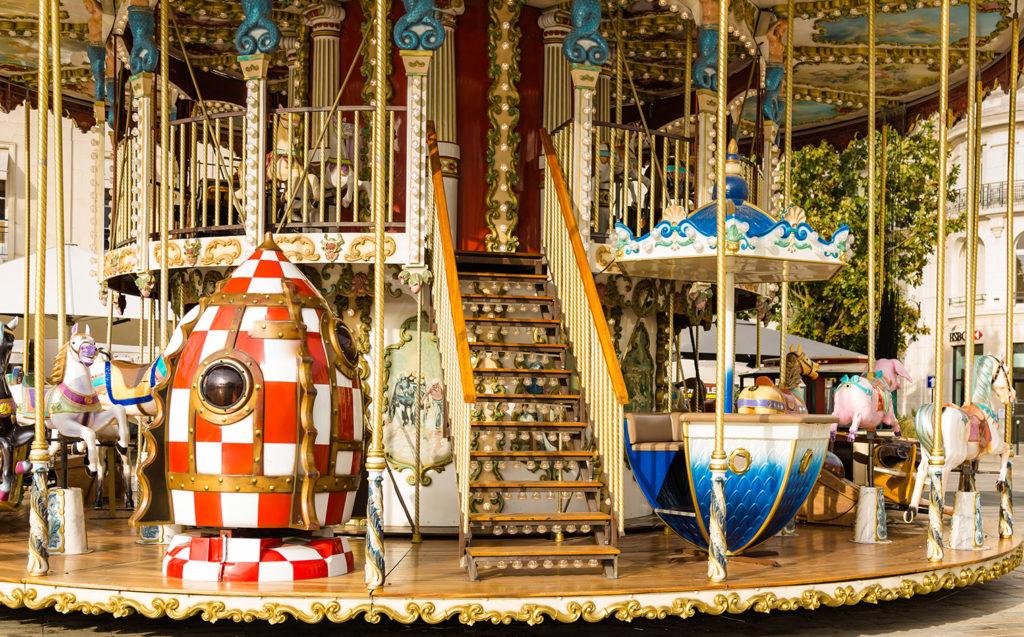 Vintage Merry-go-round插图(21)