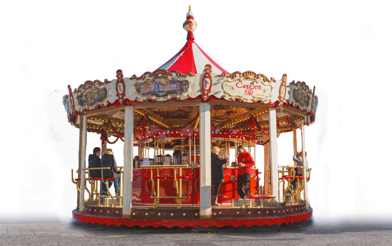 Carousel 旋转木马插图2