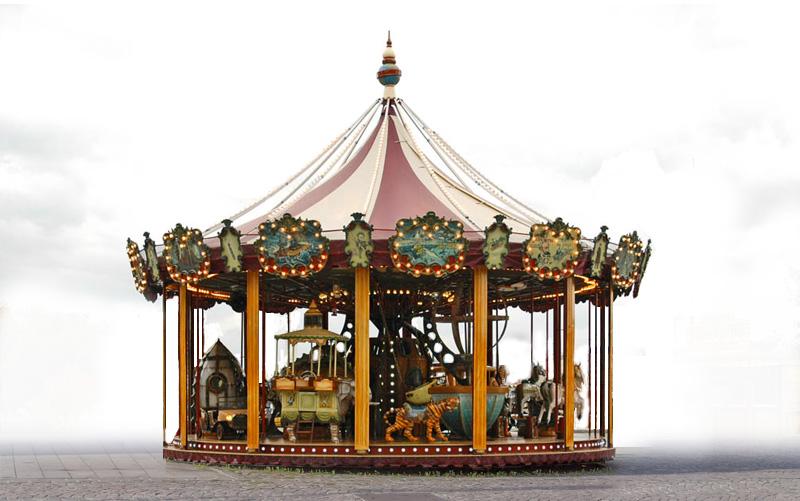 Carousel 旋转木马插图1