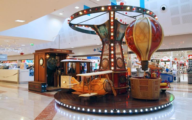Carousel 旋转木马插图3