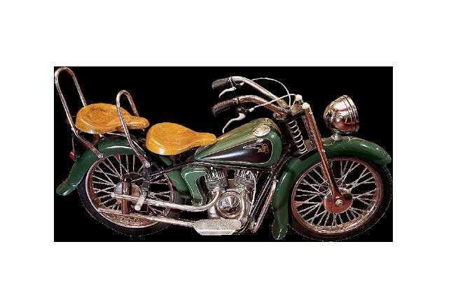 1930摩托车
