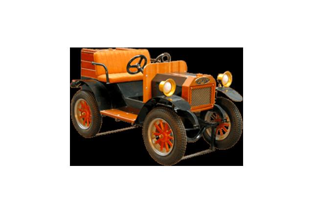 1900老爷车
