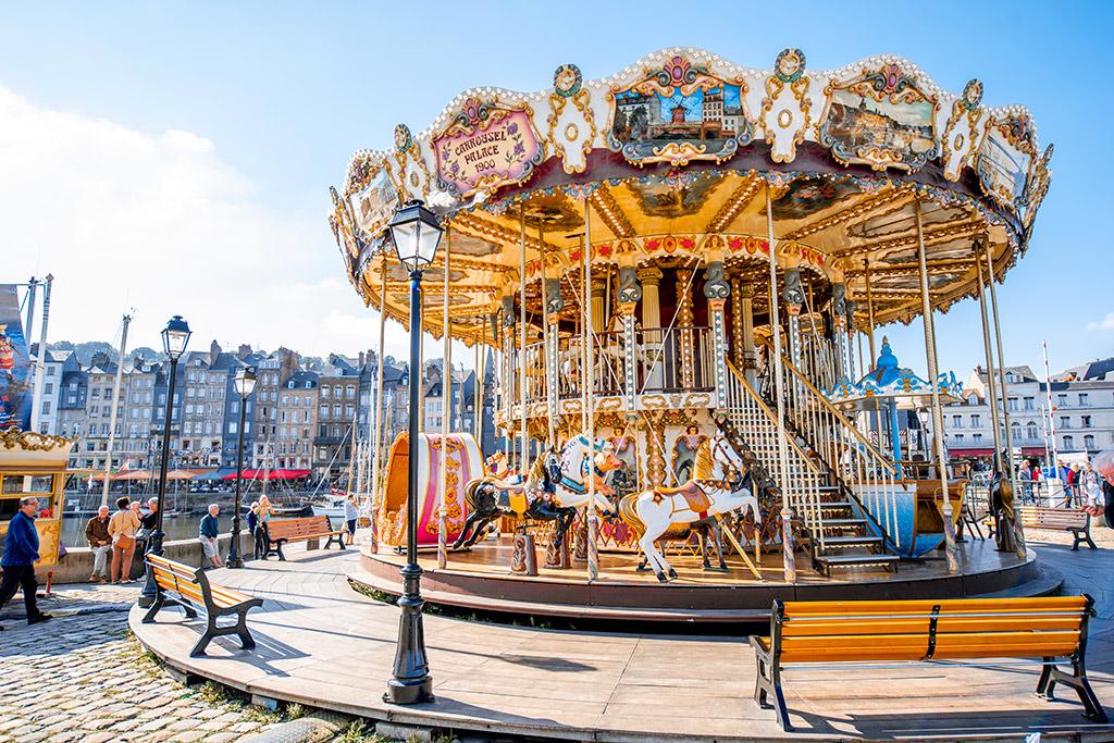 Vintage Merry-go-round插图(31)