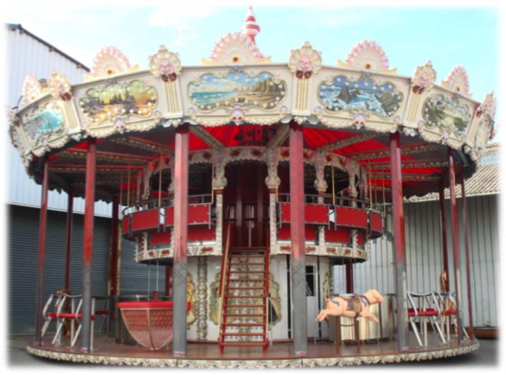 Carousel Bar 旋转酒吧插图(7)