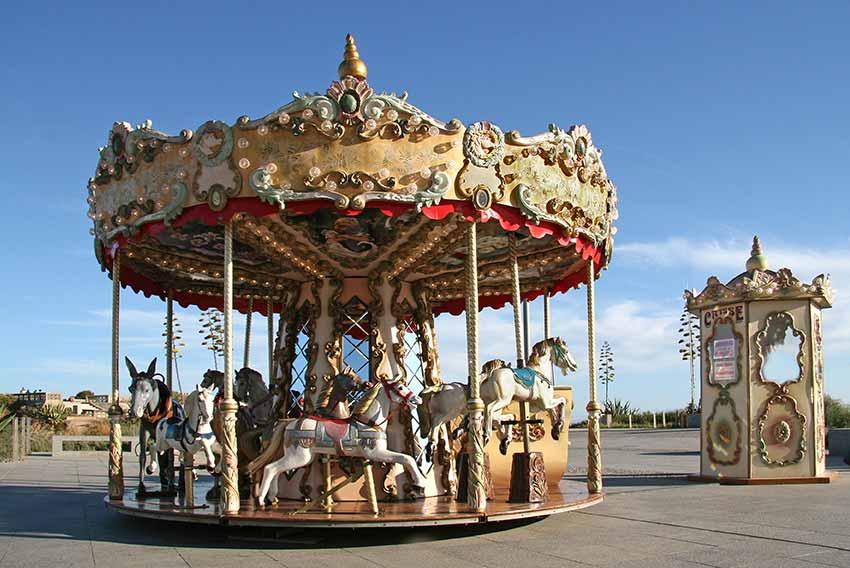 Vintage Merry-go-round插图(23)