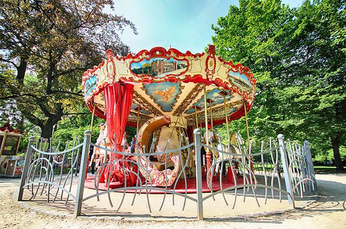 Vintage Merry-go-round插图(25)