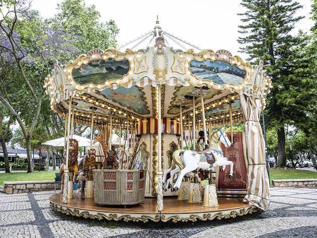 Vintage Merry-go-round插图(26)