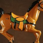 Sulky-horse-brawn