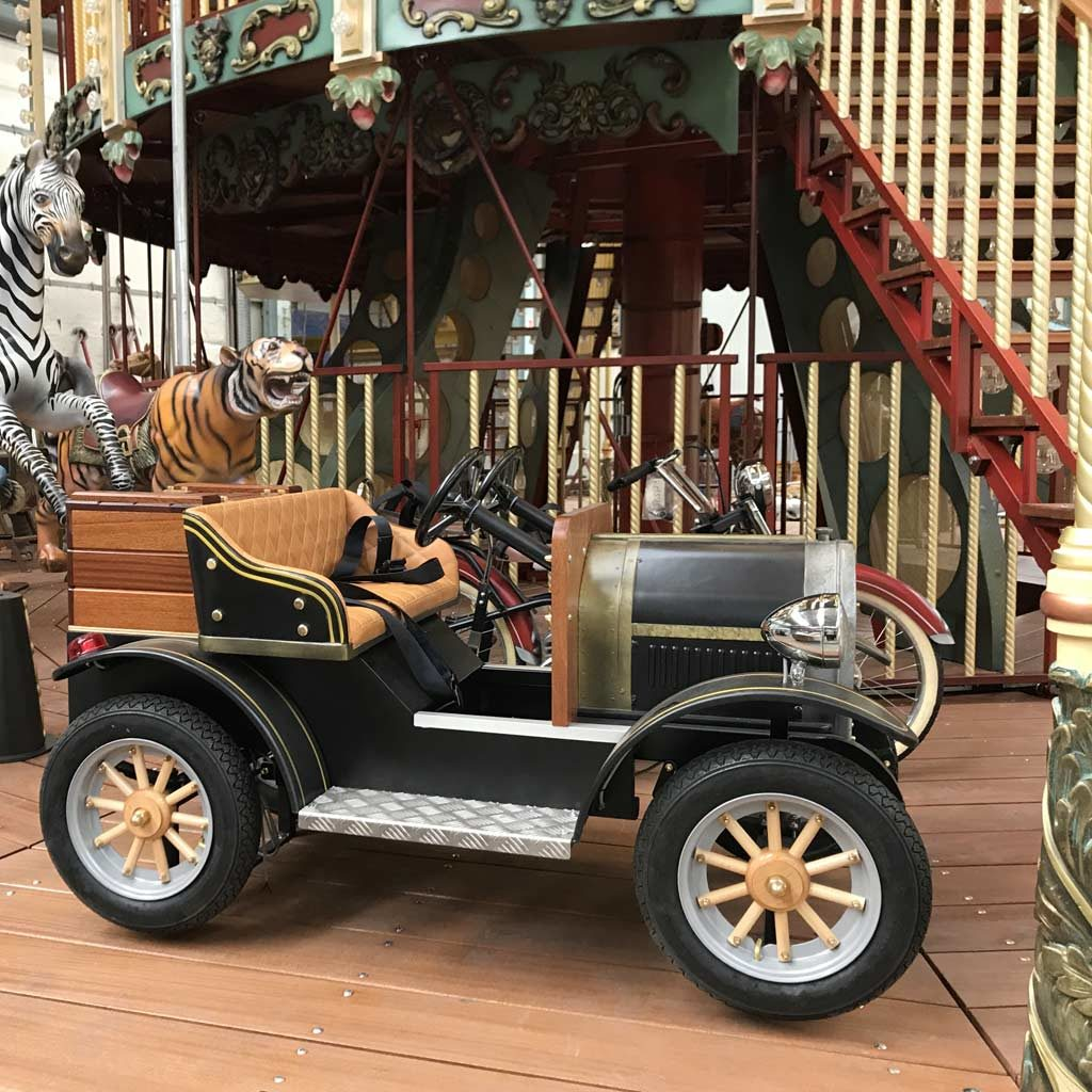 Jules Verne Carousel 儒勒凡尔纳旋转木马插图23